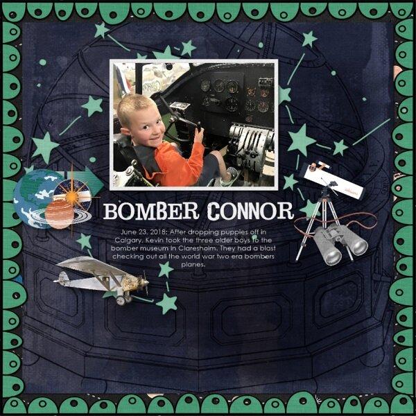 Bomber Connor