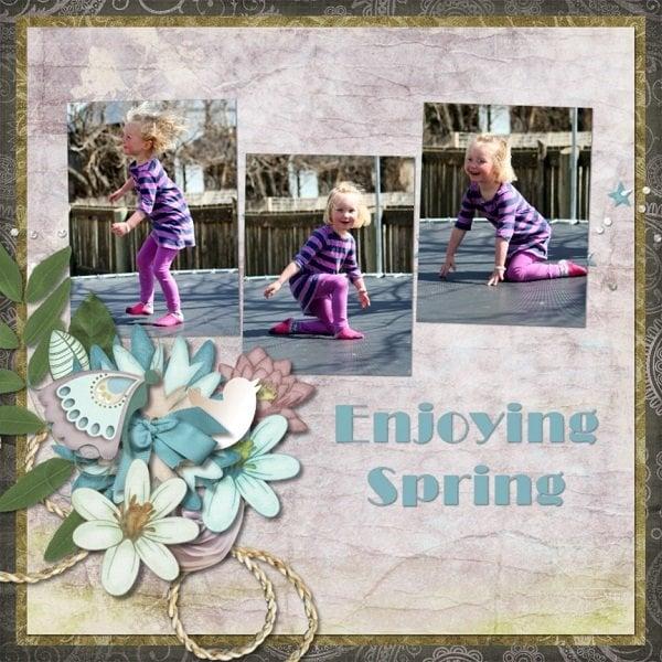 Enjoying Spring