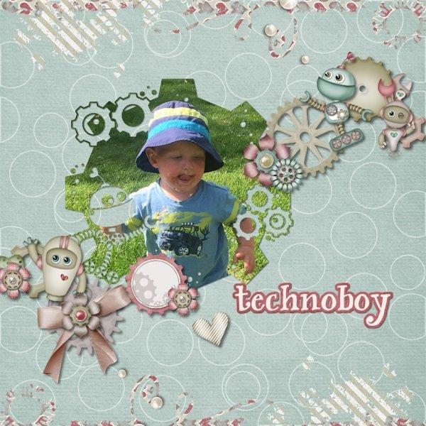 Technoboy