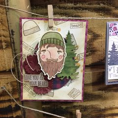 Lumberjack Days Collection from Richard Garay