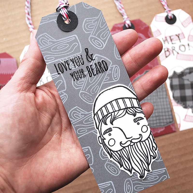 Lumberjack Days Bookmarks by Mariana Grigsby