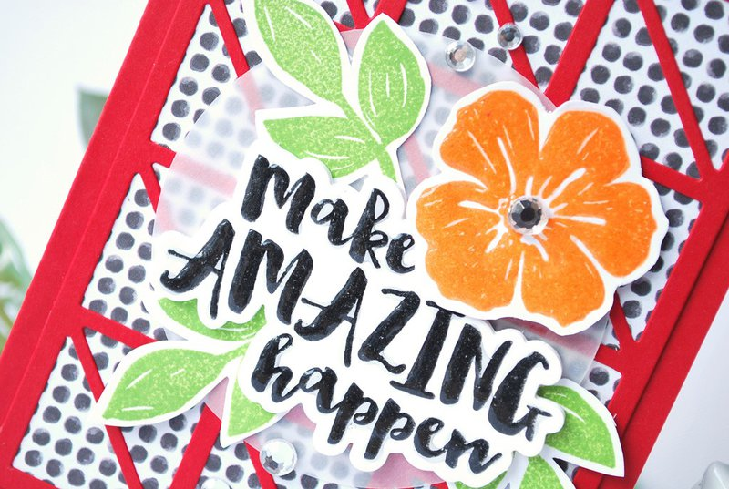 Make Amazing Happen by Mariana Grigsby