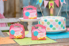 Special Day DIY Party Favor Box