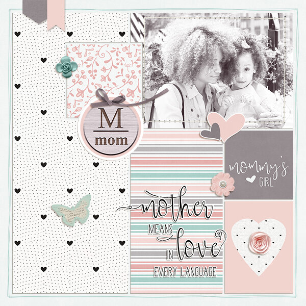 Life In Harmony - Mom