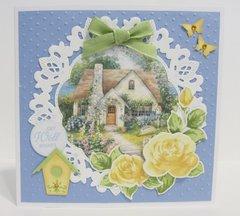 Cottage Card