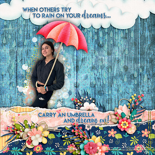 Carry an Umbrella