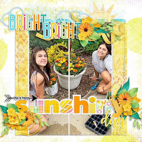 Bright Bright Sunshiny Day