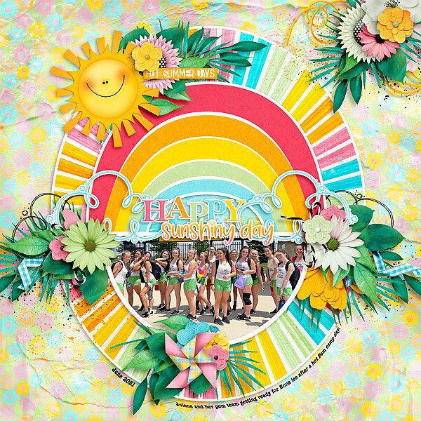 Happy Sunshiny Day