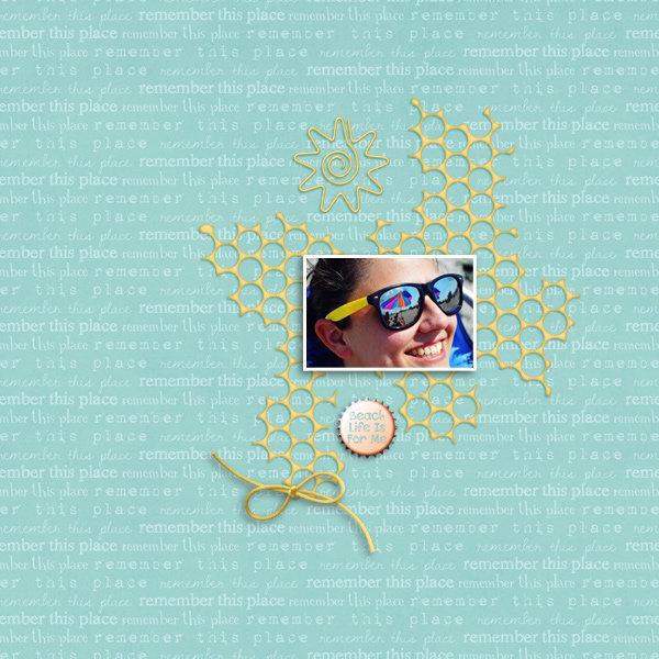 INSPIRATION CALLENGE 07 > GINGERSCRAPS