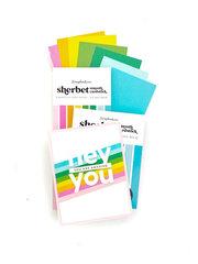 Hey You Rainbow Card
