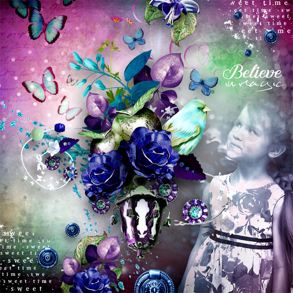 Pause galactic by Studio Lalie Designs