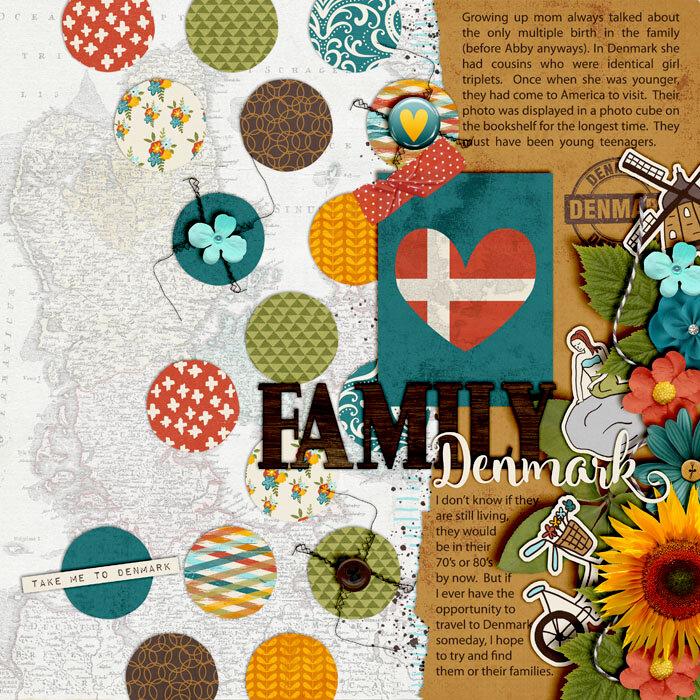 Denmark Family