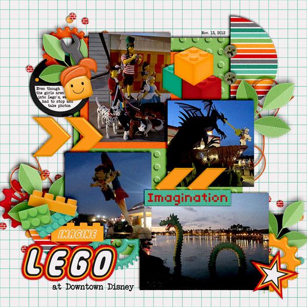 LEGO DTD