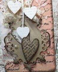 Love Tag Card