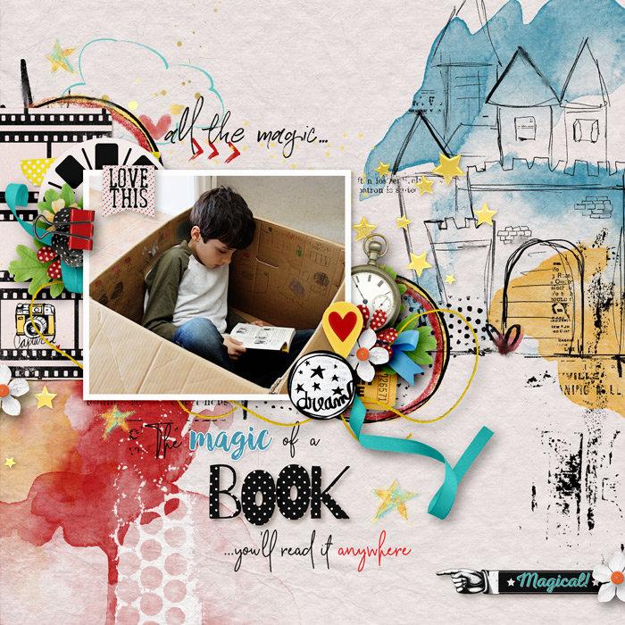 Magic of a Book