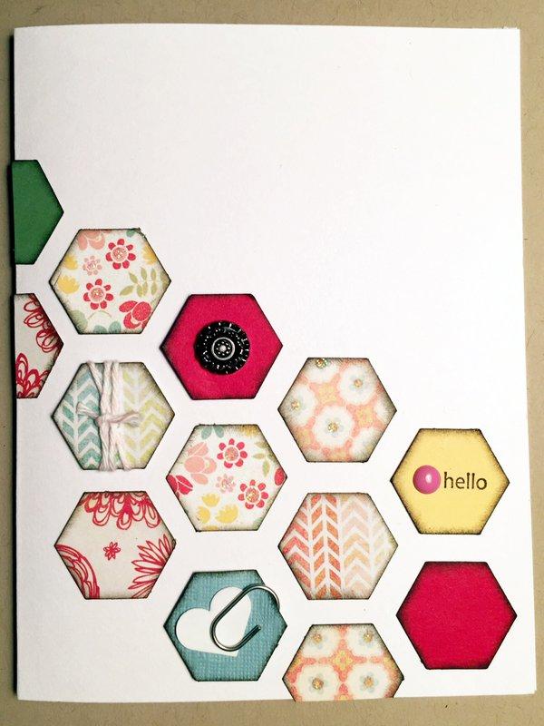 Hexagon Hello
