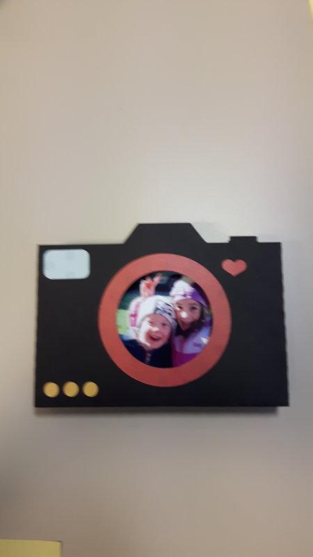 Say Cheese Camera Album