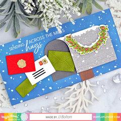 Mailbox holiday card