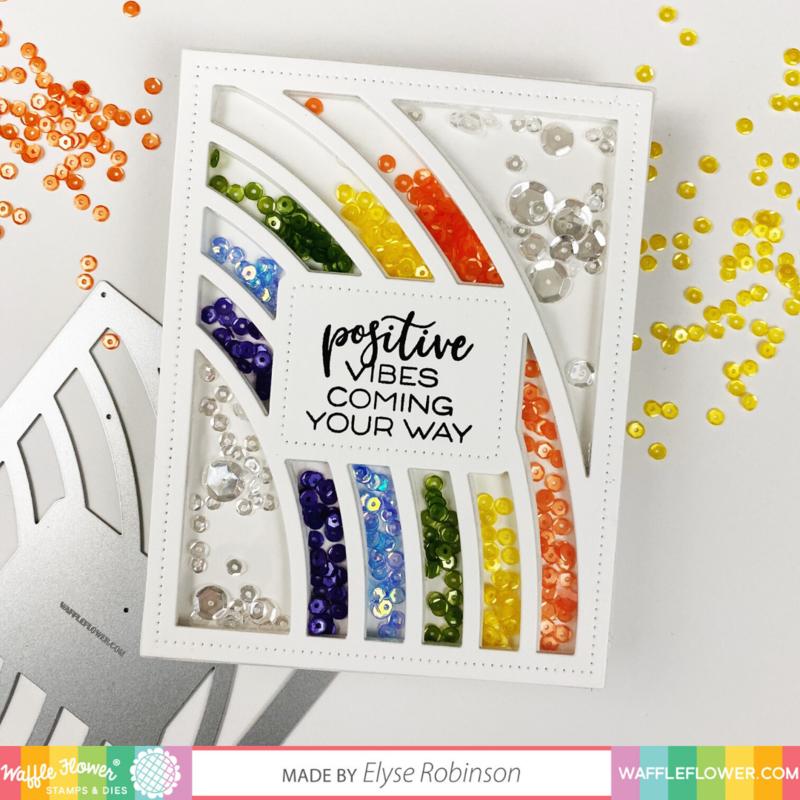 Fresh Rainbow Card