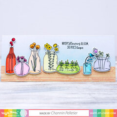 Jars of Happiness Card