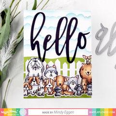 Puppy Power Card