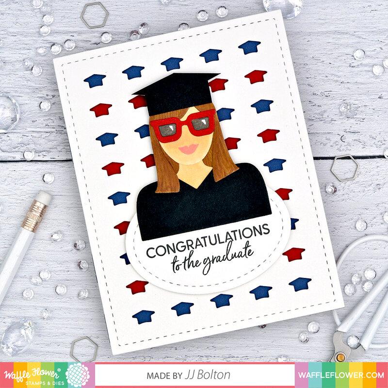 Go Girl Graduation Card