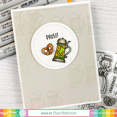 """Prost """"Cheers"""" Card"""
