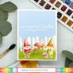 Happy Gnomes Card