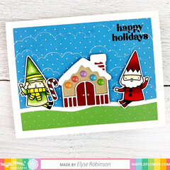 Happy Gnomes Holiday Card