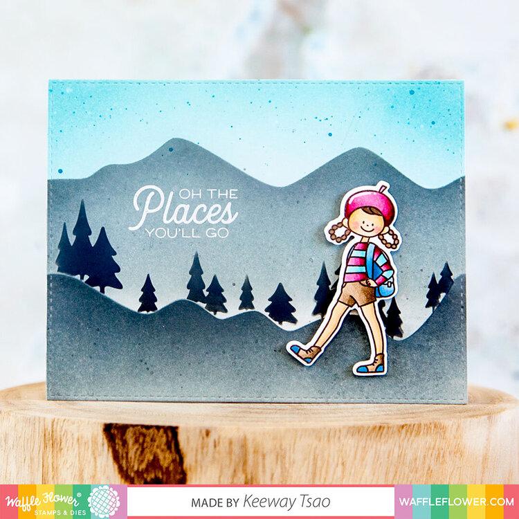 Hiker card