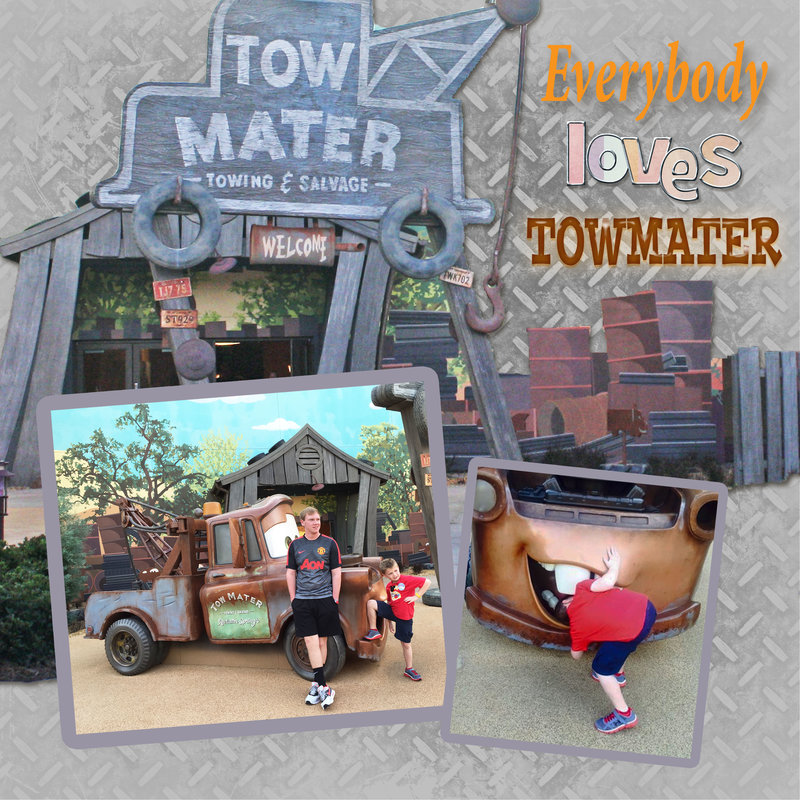 Everybody Loves Towmater