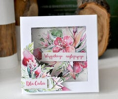 Let`s Flamingle card