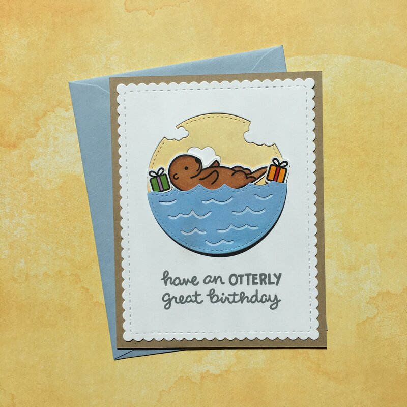 Have an Otterly Birthday
