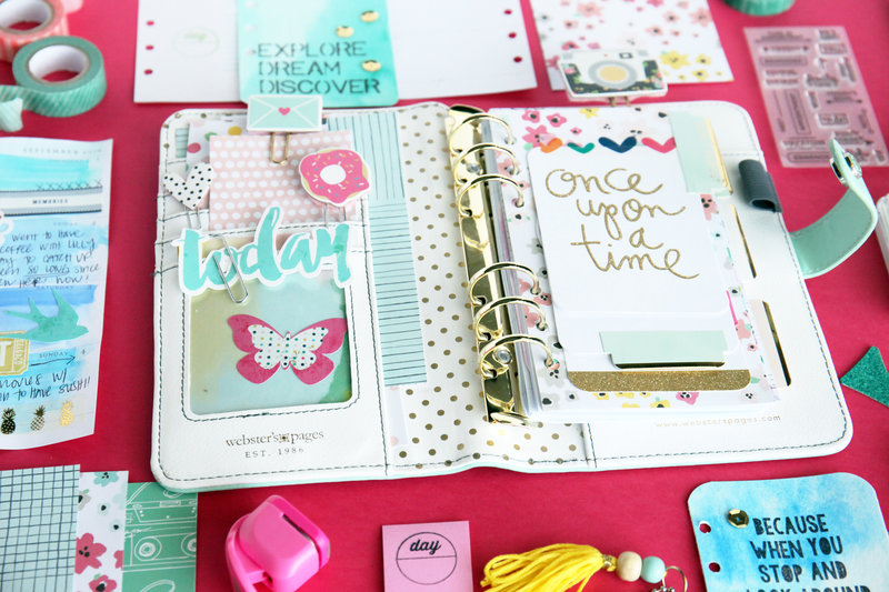 Creating DIY Personalized Planners