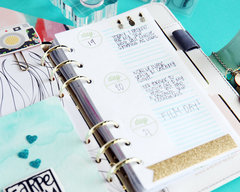 Lesson 10: Design Your Own Weekly Planner Pages