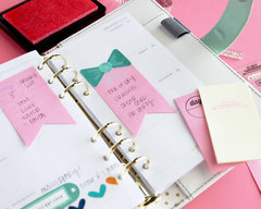 Lesson 7: Custom Designed Sticky Notes for Your Planner