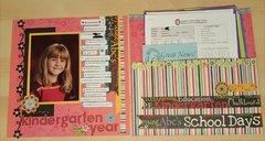 Pipers Kindergarten Year