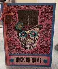 Trick or Treat - Sugar Skull