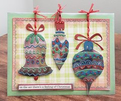 Whimsy Decor Card