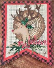 Christmas Banner Panels