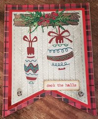 Christmas Banner Panel