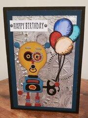 Robotic birthday