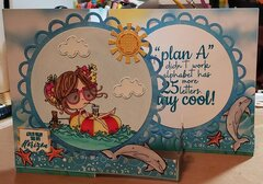 Winnie Inspirational Z-Card