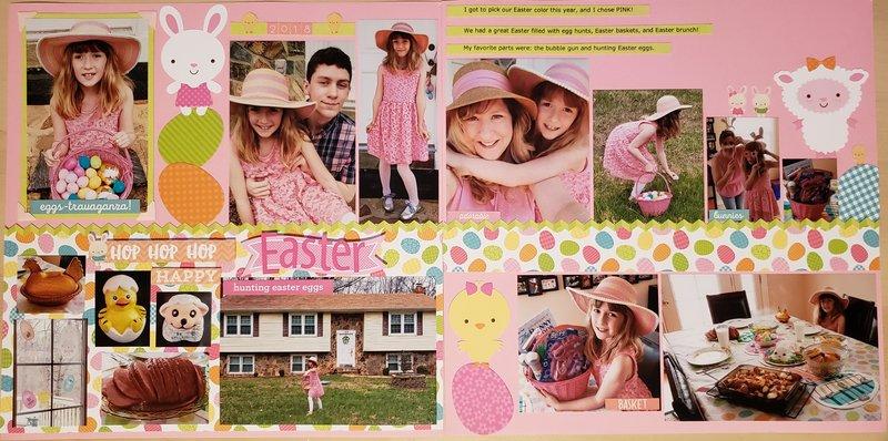 Hop Hop Hop Happy Easter