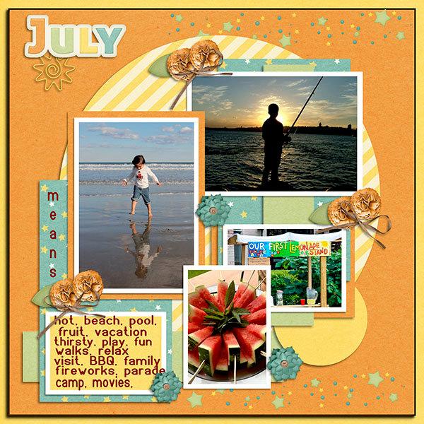 July Life