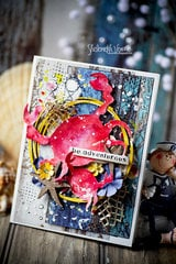 Crabby card
