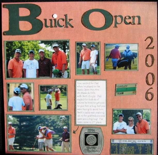 Buick Open