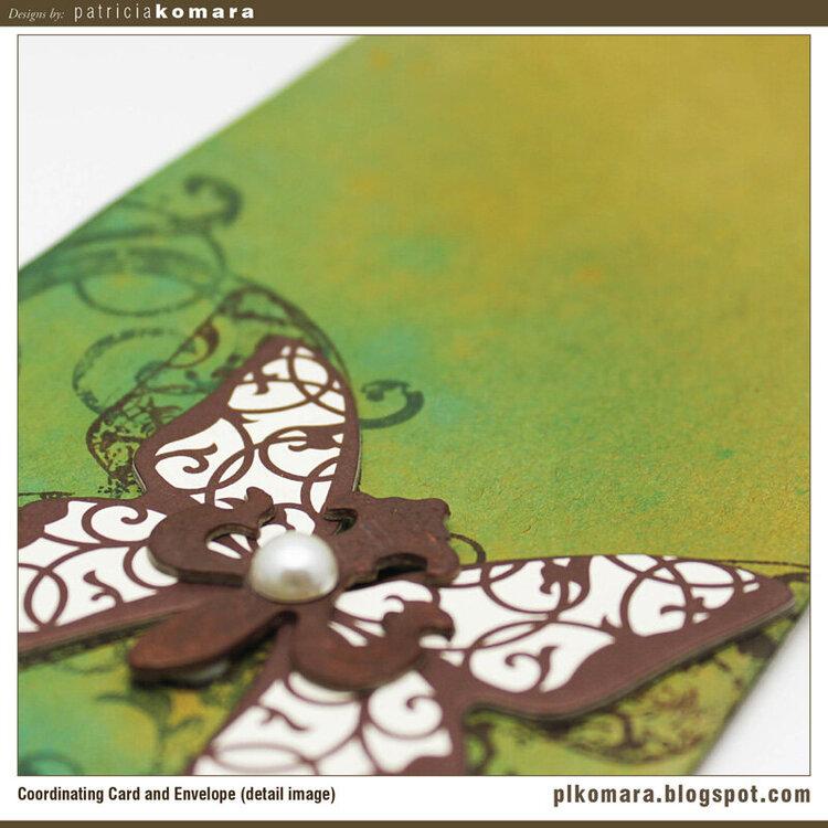 Framed Butterflies (detail image)