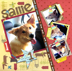 Sallie's First Birthday - SEI