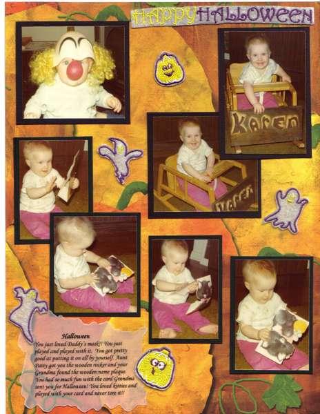 Halloween 1976 (Multi pic challenge)